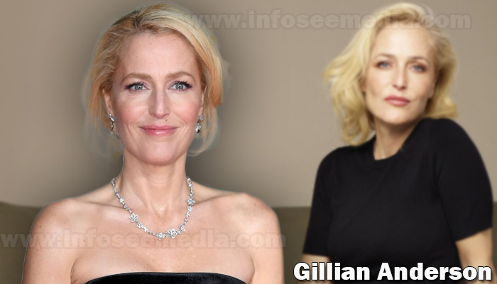Gillian Anderson featured image