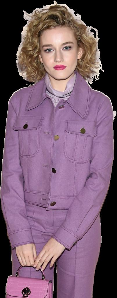Julia Garner transparent background png image