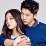 Nam Joo-hyuk with his ex-girlfriend Lee Sung-Kyung