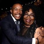 Allen Maldonado with his mother Allen M. Hood