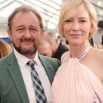 Cate Blanchett with her boyfriend Andrew Upton