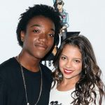 Cree Cicchino with her ex-boyfriend Jaheem Toombs