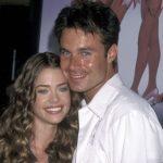 Denise Richards with her ex-boyfriend Patrick Muldoon
