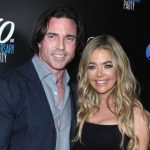 Denise Richards with her husband Aaron Phypers