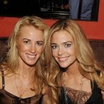 Denise Richards with her sister Michelle Richards