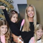 Denise Richards with her three daughters