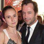 James Purefoy with his wife Jessica Adams