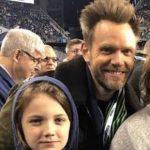 Joel McHale with his son Isaac Hayden McHale