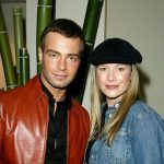 Joey Lawrence with his ex-girlfriend Michelle Vella