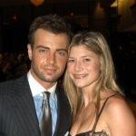 Joey Lawrence with his ex-wife Michelle Vella