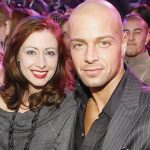Joey Lawrence with his girlfriend Chandie Yawn-Nelson
