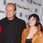 Kelsey Grammer with his daughter Spencer Grammer