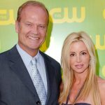 Kelsey Grammer with his ex-wife Camille Meyer