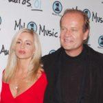 Kelsey Grammer with his ex-wife Doreen Alderman