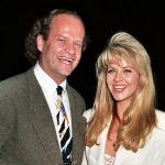 Kelsey Grammer with his ex-wife Leigh-Anne Csuhany