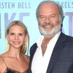 Kelsey Grammer with his girlfriend Kayte WalshKelsey Grammer with his girlfriend Kayte Walsh