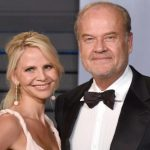 Kelsey Grammer with his wife Kayte Walsh