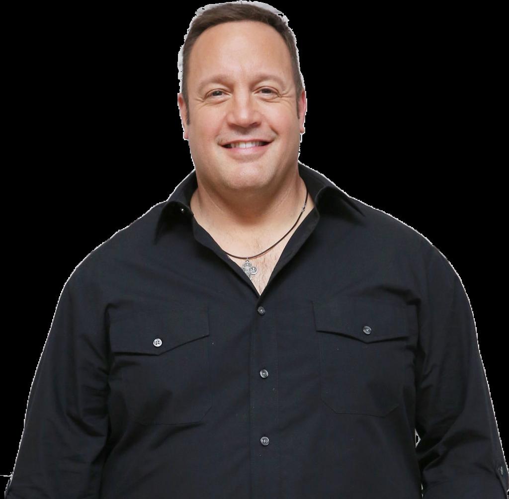 Kevin James transparent background png image