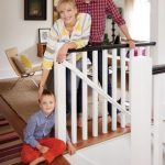 Kristin Lehman with her son