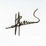 Luc Besson signature