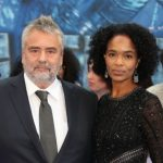 Luc Besson with his wife Virginie Besson-Silla