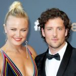 Malin Åkerman with her husband Jack Donnelly