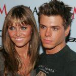 Matthew Lawrence with his ex-girlfriend Heidi Mueller