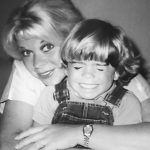 Matthew Lawrence with his mother Donna Lynn