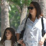 Maya Rudolph with her daughter Lucille Anderson