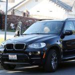 Maya Rudolph's BMW car