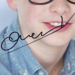 Owen Vaccaro Signature