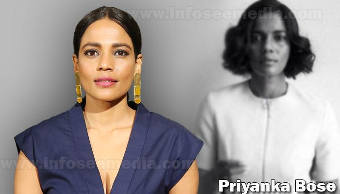 Priyanka Bose featured image