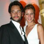 Rodrigo Santoro with his ex-girlfriend Ellen Jabour
