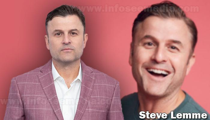 Steve Lemme featured image