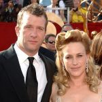 Thomas Jane with his ex-wife Patricia Arquette