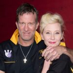 Thomas Jane with his girlfriend Anne Heche
