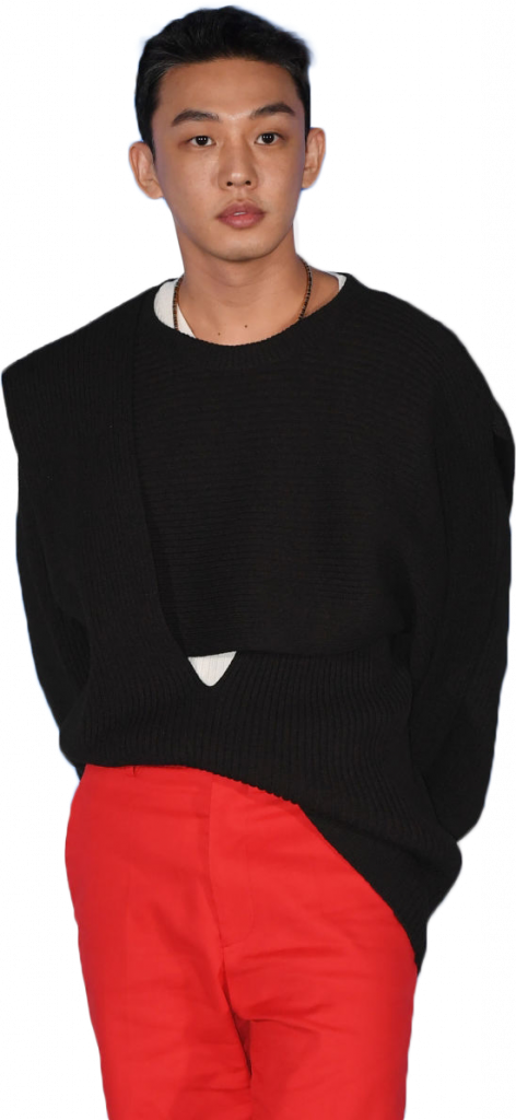 Yoo Ah-in transparent background png image