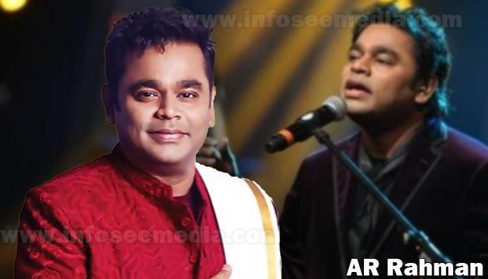 AR Rahman featured image