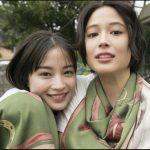 Alice Hirose with her sister Suzu Hirose
