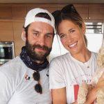 Alix Klineman with her boyfriend Teddy Purcell