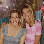 Alix Klineman with her sister Maddy Kilneman