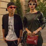 Ayame Goriki with her boyfriend Maezawa Yusaku