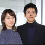 Erika Toda with her husband Tori Matsuzaka