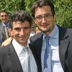 Giovanni Ferrero with his brother Pietro Ferrero Jr.