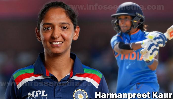 Harmanpreet Kaur featured image