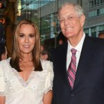 Julia Koch with her ex-husband David Koch