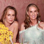 Julia Koch with her sister Jolene
