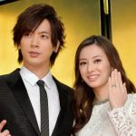 Keiko Kitagawa with her boyfriend Daigo