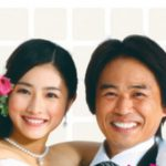 Satomi Ishihara with her father