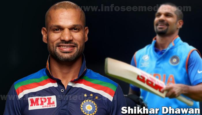 Shikhar Dhawan featured image
